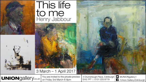 This Life To Me - Exhibition Invitation