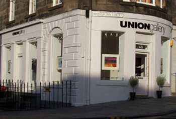 UNIONgallery on Broughton Street, Edinburgh